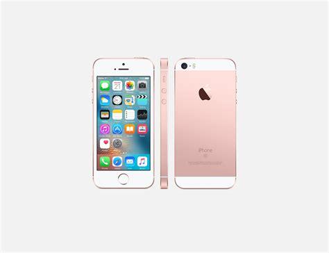 مقارنة المواصفات iphone se و iphone 6s و iphone 5s الأخبار التقنية