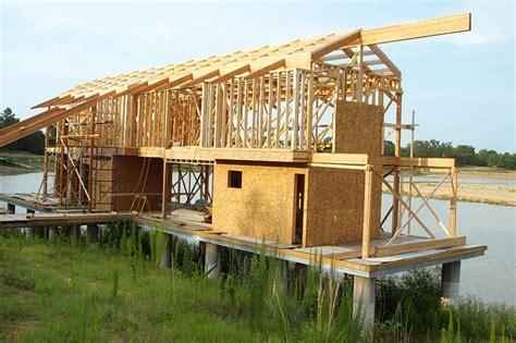 construir casa de madera como construir una casa de madera en segundo piso