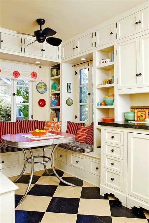retro style kitchen cabinets best 20 50s style kitchens ideas on pinterest 50s diner