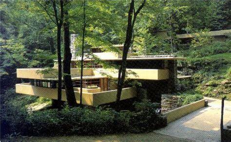 Frank Lloyd Wright Waterfall