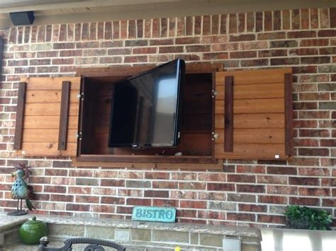 outdoor tv cabinets with doors best 25 outdoor tv cabinets ideas on outdoor