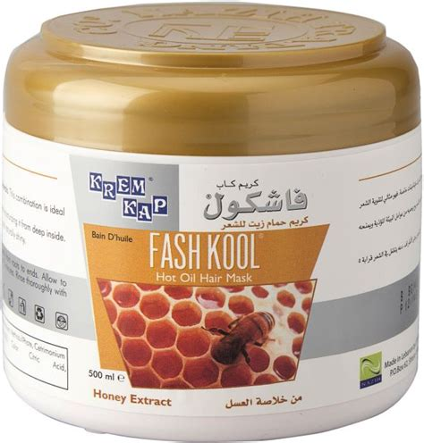 Hair Mask Masker Rambut 500ml fashkool hair mask with honey extract 500ml review and buy in riyadh jeddah khobar and rest