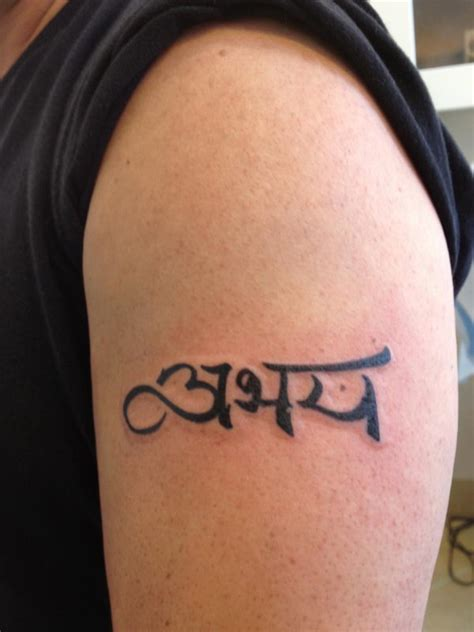 pics for gt namaste sanskrit tattoo