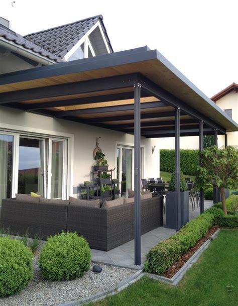 terrassen berdachung aluminium wei terrassen 252 berdachung alu modern 28 images