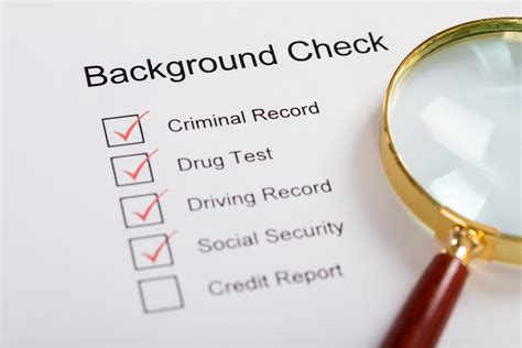 A Check Background The Real Story 4 Background Check Myths Business Management Daily