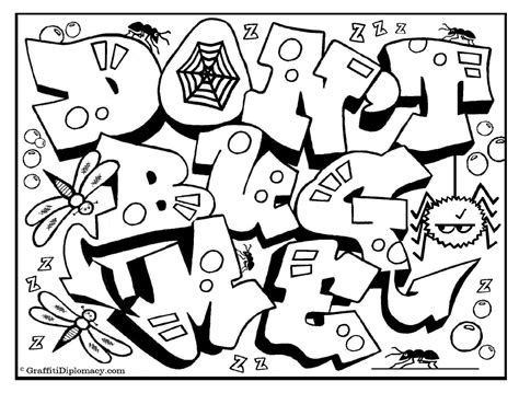 graffiti coloring pages online graffiti spray cans colouring pages graffiti art collection