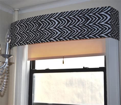 cornice html diy simple window cornice