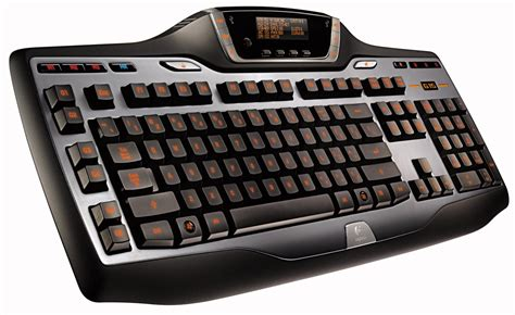 Keyboard Logitech G15 Logitech G15 Gaming Keyboard Review Techtipsnreview