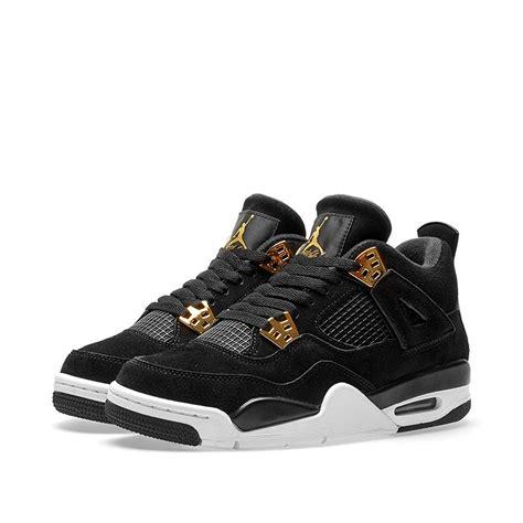4 basketball shoes womens sneakers nike air 4 retro bg