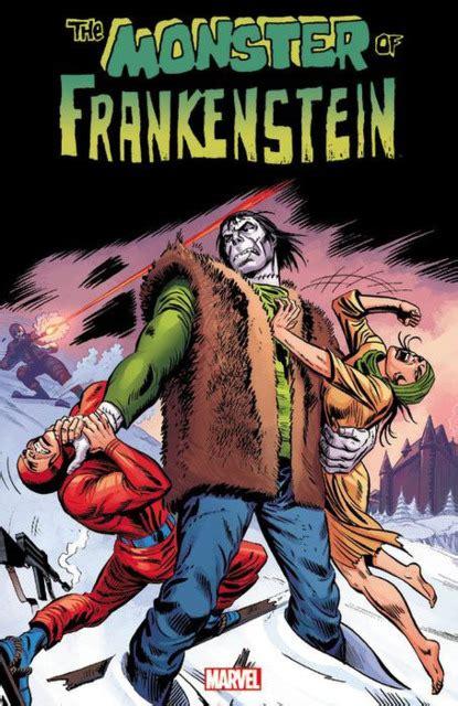 themes in frankenstein volume 1 the monster of frankenstein volume comic vine