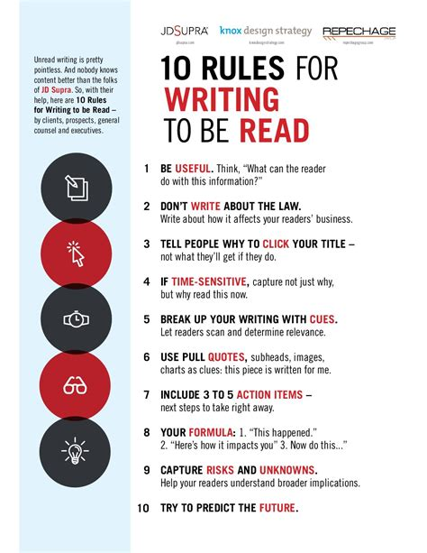 graphic design layout rules pdf 10 rules for writing marketing copy law firm copywriting