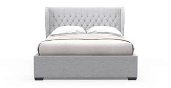 Black Accent Tables Buy Anica Gas Lift Queen Size Bed Frame Online Brosa