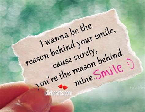 be my reason your the reason for my smile quotes quotesgram