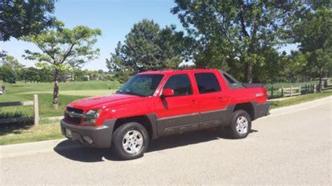 buy used 2004 chevrolet avalanche 1500 z71 crew cab pickup 4 door 5 3l in almond new york buy used 2004 chevrolet avalanche 1500 z71 crew cab pickup 4 door 5 3l in lafayette colorado