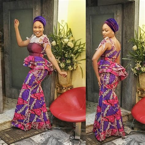 styles 4 asoebi blouse ankara latest skirt and blouse designs for nigerian ladies