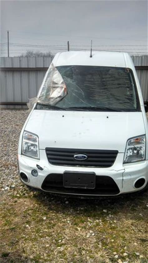 how to sell used cars 2012 ford transit connect electronic toll collection sell used 2012 ford transit connect xlt mini cargo van 2 0l automatic salvage title in
