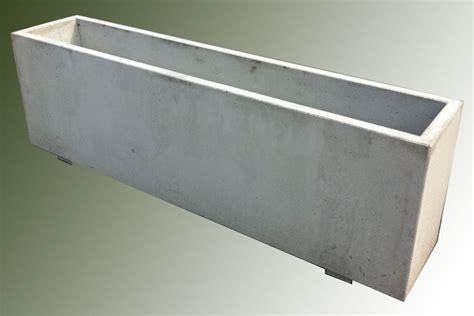 vasi cemento fioriere cemento vasi e fioriere fioriere in cemento