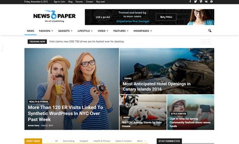 google themes top 7 best google adsense optimized wordpress themes of 2017