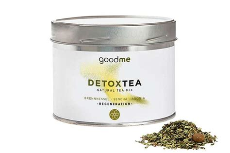 Detox Test Teas by Detox 10 Sorten Im Test