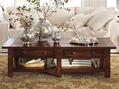 home table decor decorations table centerpieces ottoman coffee tables and