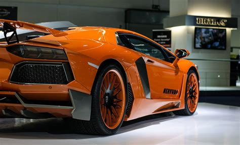 Lamborghini Aventador Hamann Lamborghini Cars News Hamann Tuned Aventador Nervudo