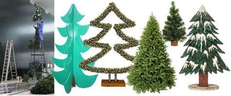 weihnachtsbaum mit photos zum anmalen k 252 nstliche weihnachtsb 228 ume