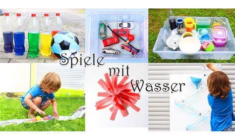 Kindergeburtstag Spiele Mit Wasser 4538 by 6 Coole Spiele Mit Wasser F 252 R Kleinkinder Kinder