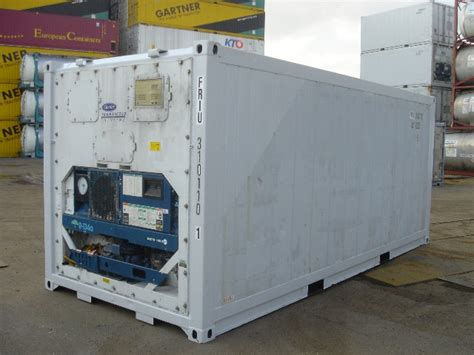 Freezer Container 20 refrigerated containers shipping containers for sale