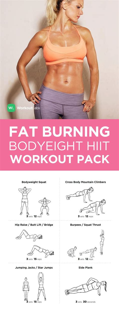 fat burning quot metabolic master quot printable exercise plan for 394 best printable workout sheets images on pinterest