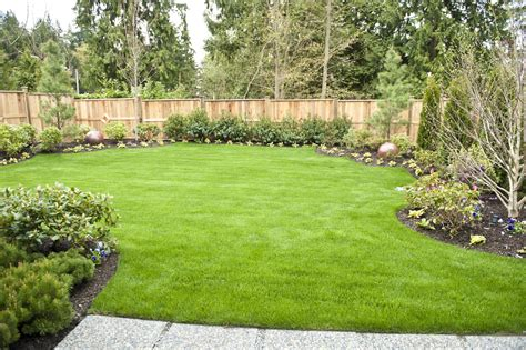 landscaped backyards backyard landscaping tips metamorphosis landscape design