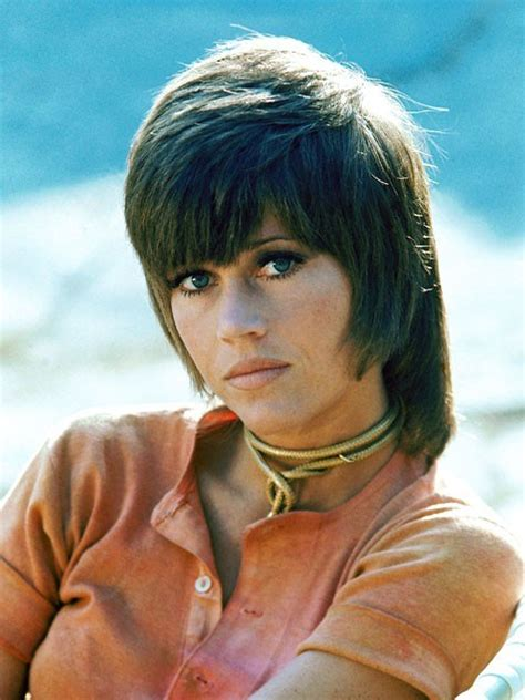 shag hairstyle 1970s 30 best jane fonda hairstyles