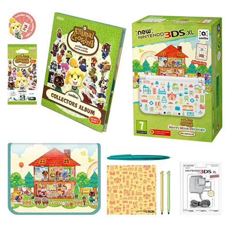 nintendo 3ds home design download code new nintendo 3ds xl animal crossing happy home designer