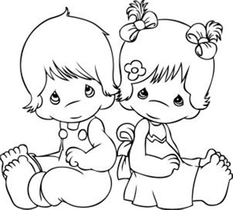 How To Draw Precious Moments