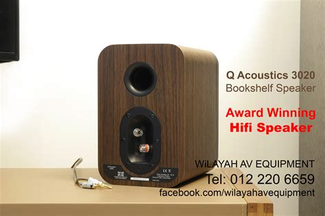 Q Acoustics 3020 Black Leather the award winnings q acoustics 3020 hi fi speakers are