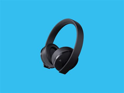 Headset Wireless Sony playstation gold wireless headset review 2018 finally golden wired