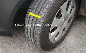 Car Tyre Regulations Uk Drive On School Of Motoring Mountmellick Laois Ireland
