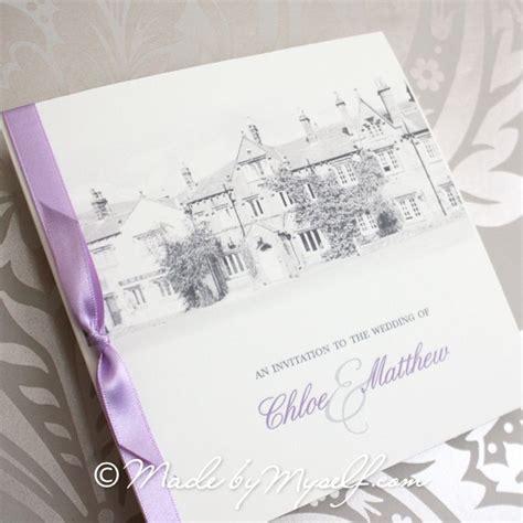 castle wedding invitations peckforton castle pocketfold wedding invitation includes rsvp guest information 1