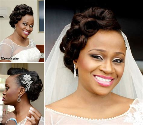 zubby bridal hairdo in lagos nigeria nigerian brides pictures 28 super pretty looks you ll