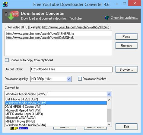 download youtube avi free youtube downloader converter download