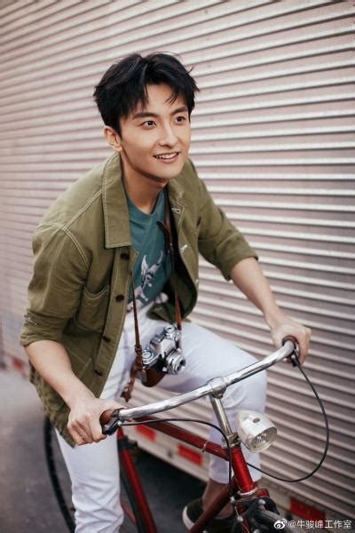 niu junfeng chinese actor global granary