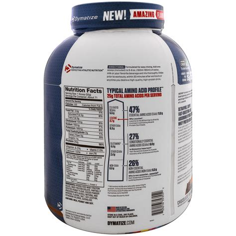 New Iso 100 Iso100 Dymatize Nutrition Ecer 1 Lbs dymatize nutrition iso 100 hydrolyzed 100 whey protein isolate chocolate peanut butter 5 lb