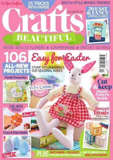 Uk Handmade Magazine - crafts beautiful magazine magazines for handmade