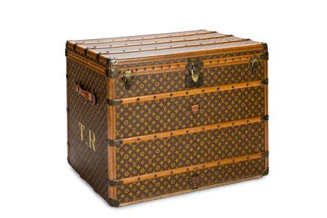 Vintage Steamer Trunks Louis Vuitton Vs Free by Vintage Louis Vuitton Quot T R Quot Monogram Steamer Trunk Circa