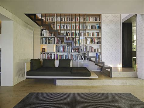 under stairs library design nostalgia and now stairs