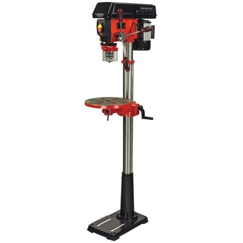 power and light press drill presses general international power products