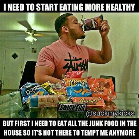 Eat Healthy Meme - funny pictures of the day 75 pics