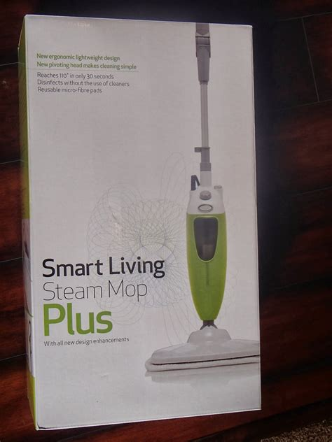smart living brier review smart living steam mop plus review
