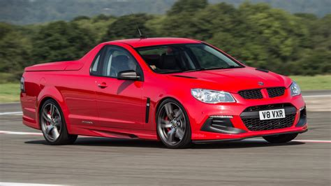 2017 Vauxhall Vxr8 Maloo Cars Exclusive And