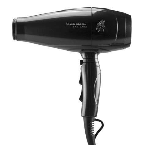 Hair Dryer Effects silver bullet fastlane hair dryer black