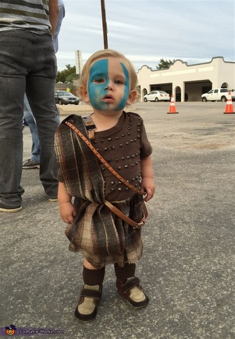 william wallace baby costume